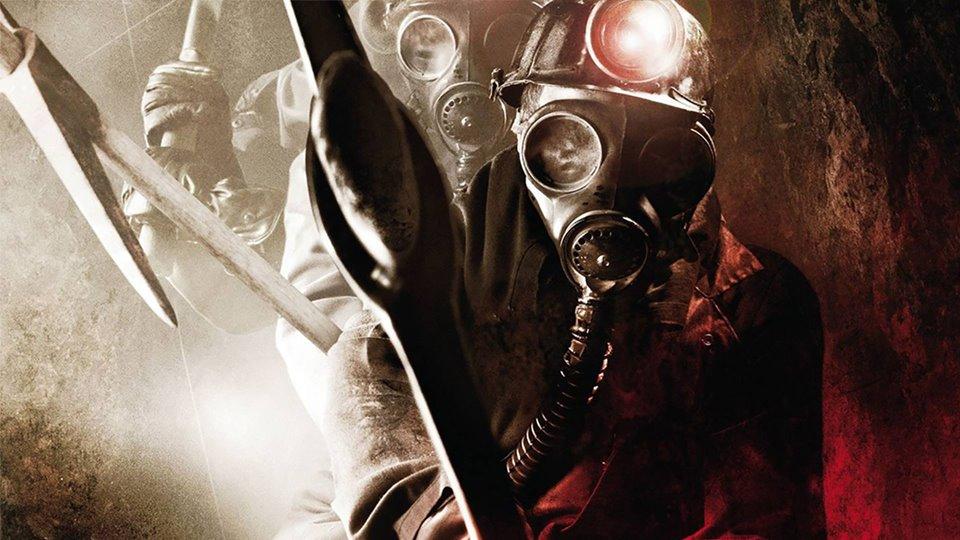 My Bloody Valentine 3D 2009 promo art