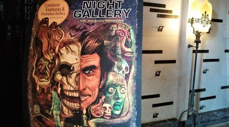 Night Gallery exhibition review