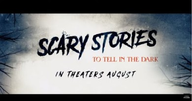 Scary Stories To Tell in the Dark: 4 teasers