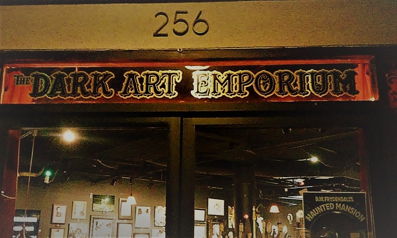 Dark Art Emporium: Review & Photo Gallery
