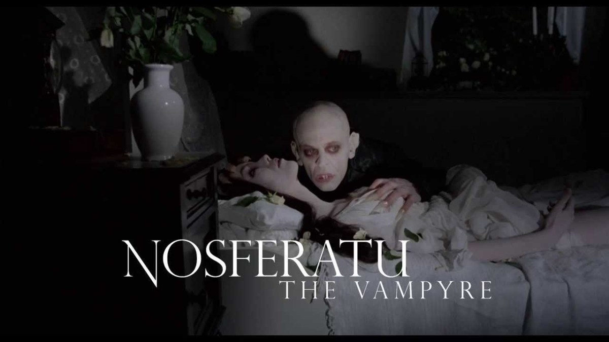 NOSFERATU, THE VAMPYRE & THE AMERICAN FRIEND