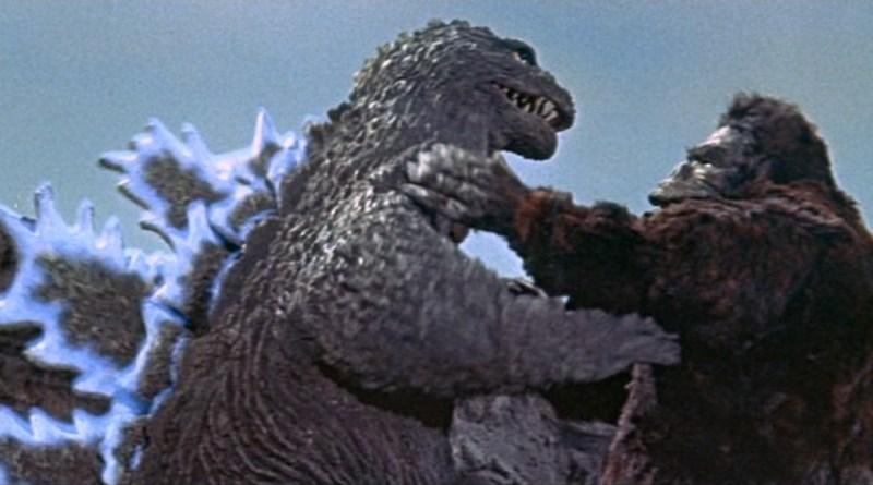 King Kong vs Godzilla (1962)