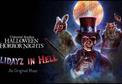 Trailer: Holidayz in Hell at HHN 2019