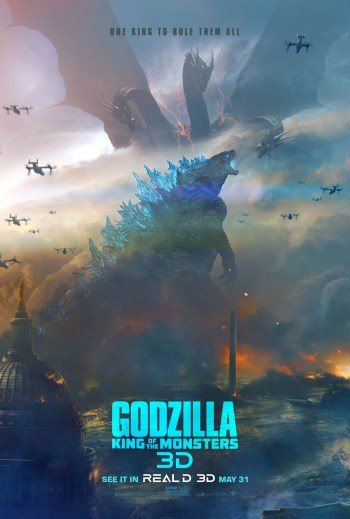 Godzilla King of the Monsters 3D