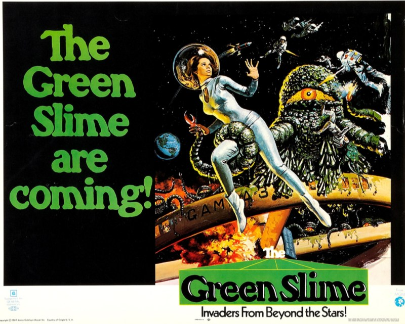 The Green Slime (1968) Review