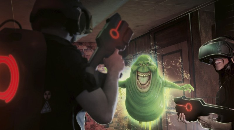 Ghostbusters: Dimension (VR Review)