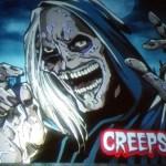 Halloween Horror Nights 2019 Creepshow Maze art