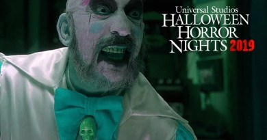 Video: House of 1000 Corpses at HHN 2019