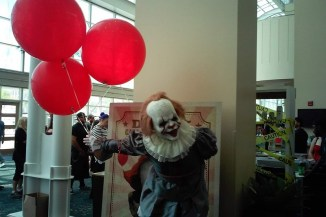 Midsummer Scream 2019 Review Pennywise