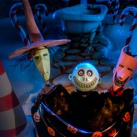 The Nightmare Before Christmas 4D