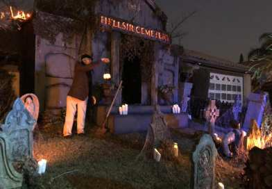 Hellsir Cemetery Halloween Yard Haunt dates time location