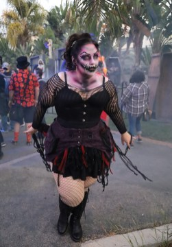 Queen Mary Dark Harbor 2019