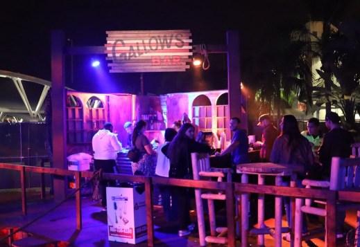 The Gallows Bar