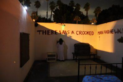 Crooked Man maze