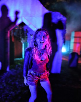 Los Angeles Haunted Hayride 2019
