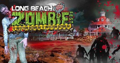 Long Beach Zombie Fest 2019 Cancelled