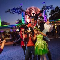 Disney Halloween Review: Villains Grove at Oogie Boogie Bash