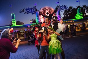 Review Oogie Boogie Bash - A Disney Halloween Party