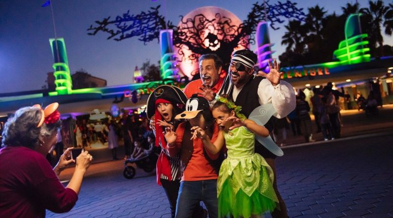 Disneyland Halloween Review