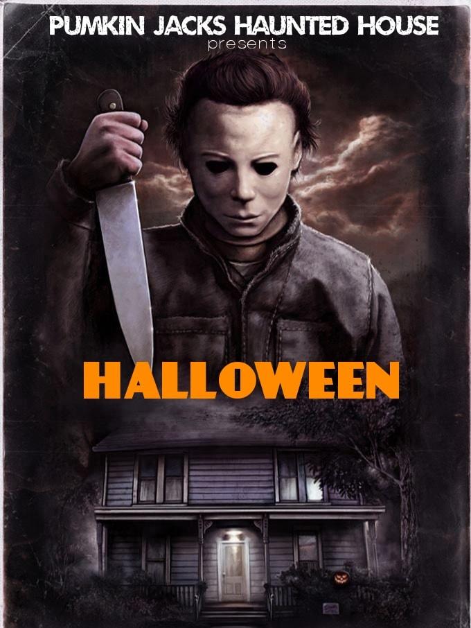 Pumkin Jack's Haunted House 2019 Halloween