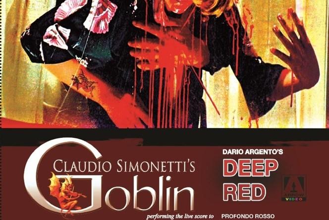 Simonetti Goblin Deep Red Live