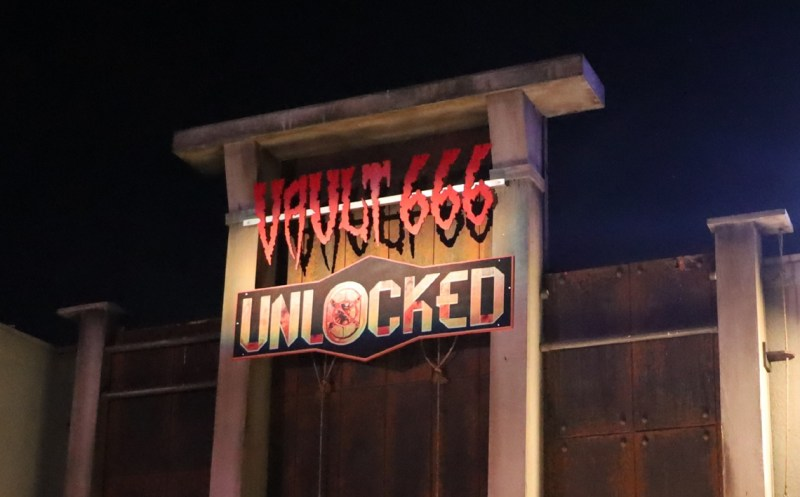 Magic Mountain Fright Fest 2019 Review Vault 666 Unlocked