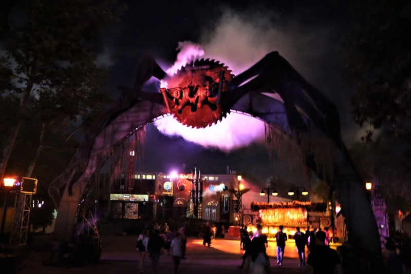 SIx Flags Magic Mountain Fright Fest 2019 Review