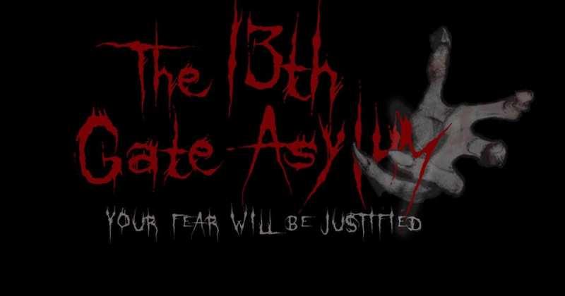 13th Gate Asylum Haunted House Halloween