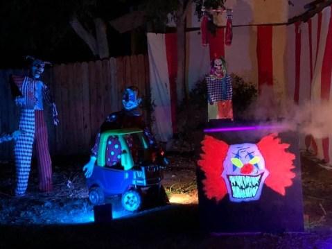 Clown Town Second House