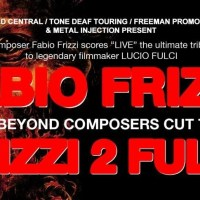 "Fabio Frizzi to tour USA with ""Composer Cut"" of The Beyond"