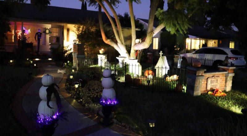 San Gabriel Valley Yard Haunt: Spiral Hill Cemetery