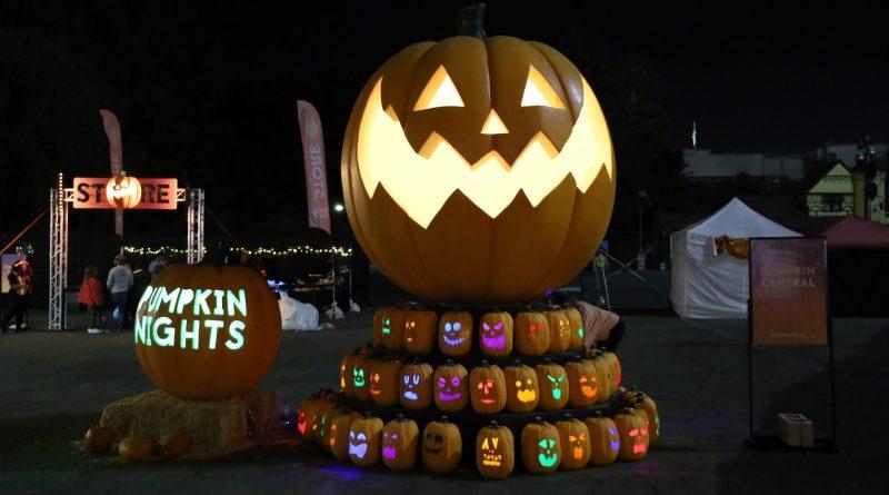 Pumpkin Nights 2019 Halloween review