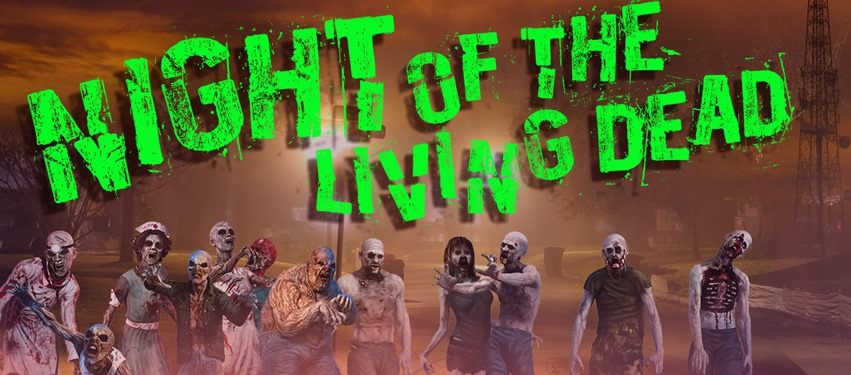 Night of the Living Dead stage play 2019