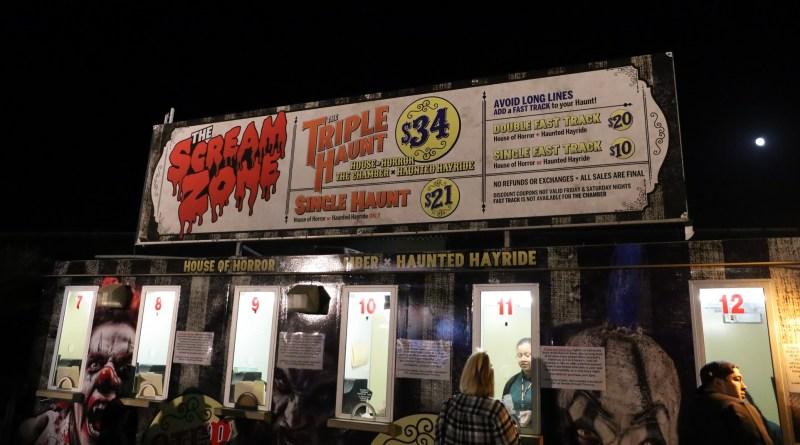 Scream Zone 2019 Review