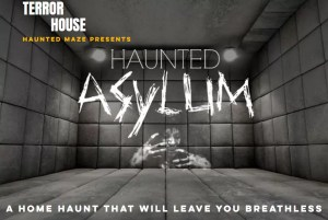 Terror Haunted House Asylum
