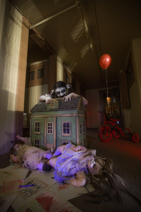 Unhinged Review: Winchester Mystery House Halloween Tour