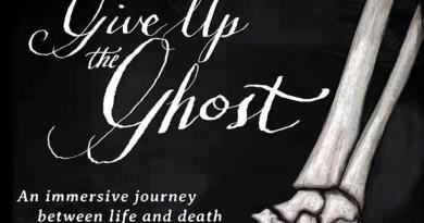 Give Up the Ghost Aaron Vanek interview Halloween