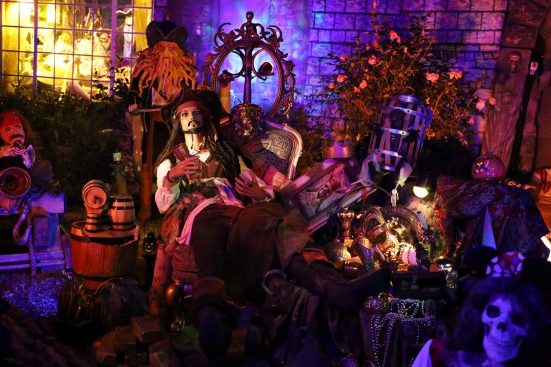 Holiday Fantasies: Jack Sparrow 2019
