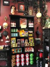 Masks, travel mugs, toys