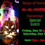 Holiday Haunted House Christmas