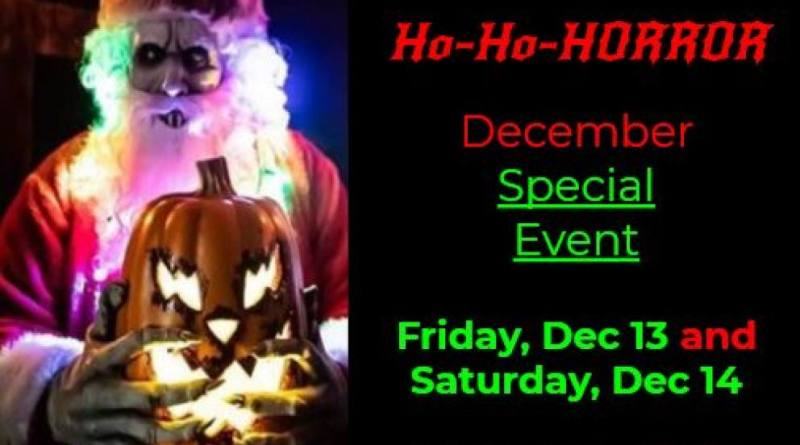 Holiday Haunted House Christmas