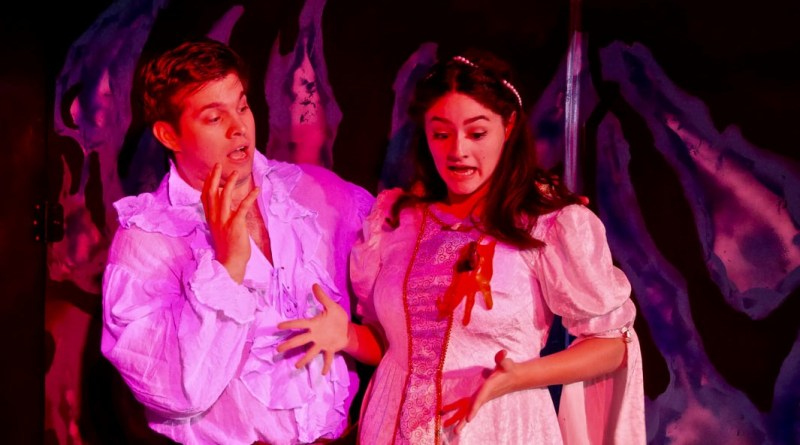 Romeo and Juliet in Hell Review