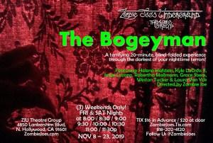 The Bogeyman ZJU Theatre