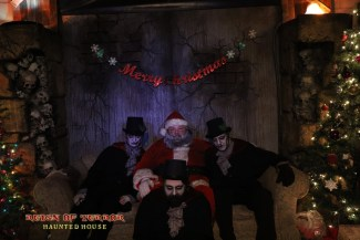 Reign of Terror Ho Ho-Horror Review