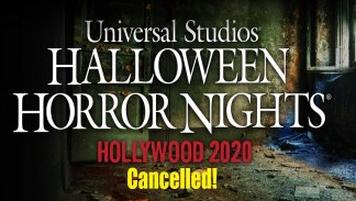 HHN-2020 cancelled