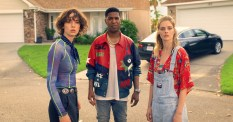 Brigette Lundy-Paine, Kid Cudi and Samara Weaving star in BILL-TED FACE THE MUSIC_rgb