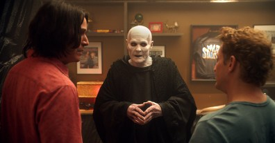 Keanu Reeves, William Sadler and Alex Winter star in BILL_TED FACE THE MUSIC_rgb