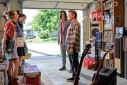 Samara Weaving, Brigette Lundy-Paine, Keanu Reeves and Alex Winter star in BILL_TED FACE THE MUSIC_rgb