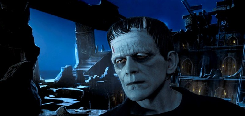 Icons of Darkness: Karloff in Castle