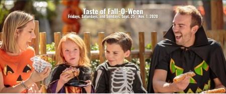 Knott's Taste of Fall O Ween